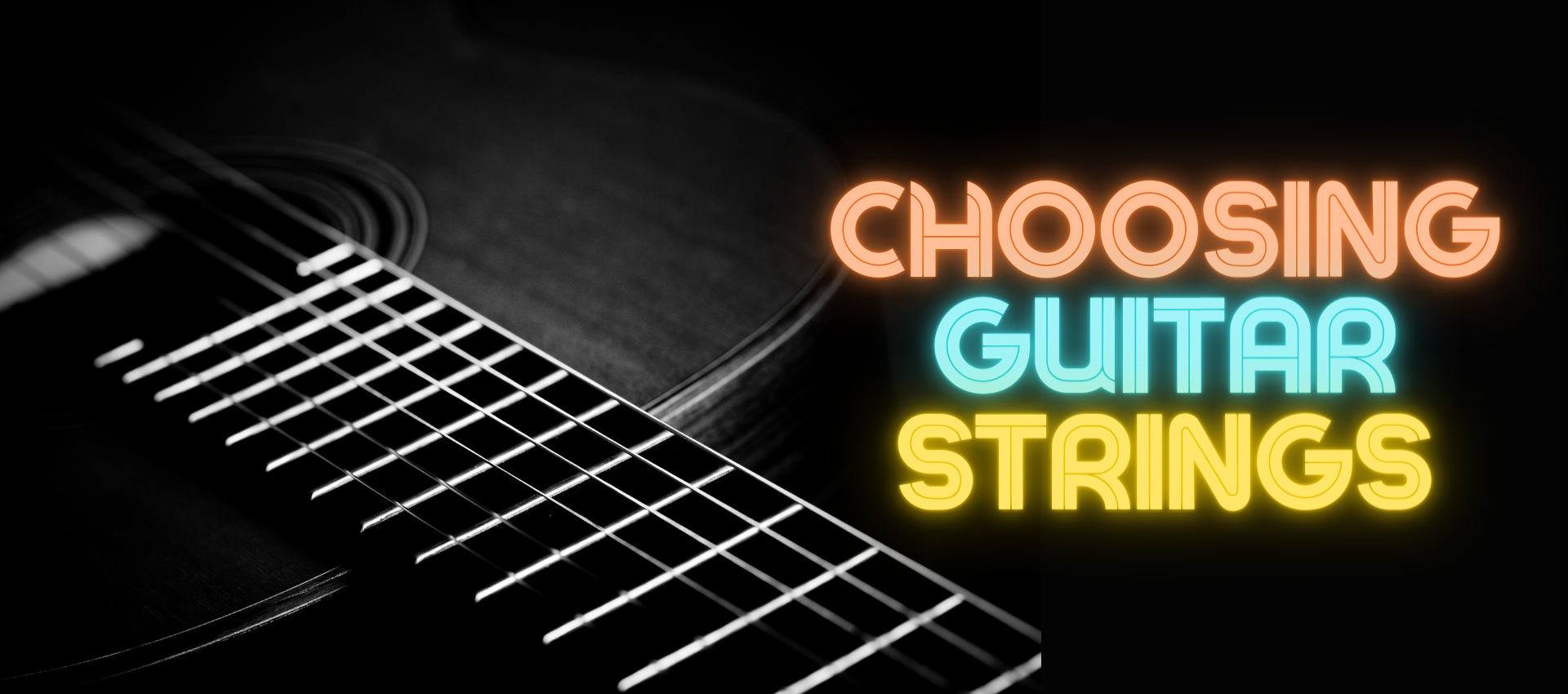 choose good quality guitar strings available best in india