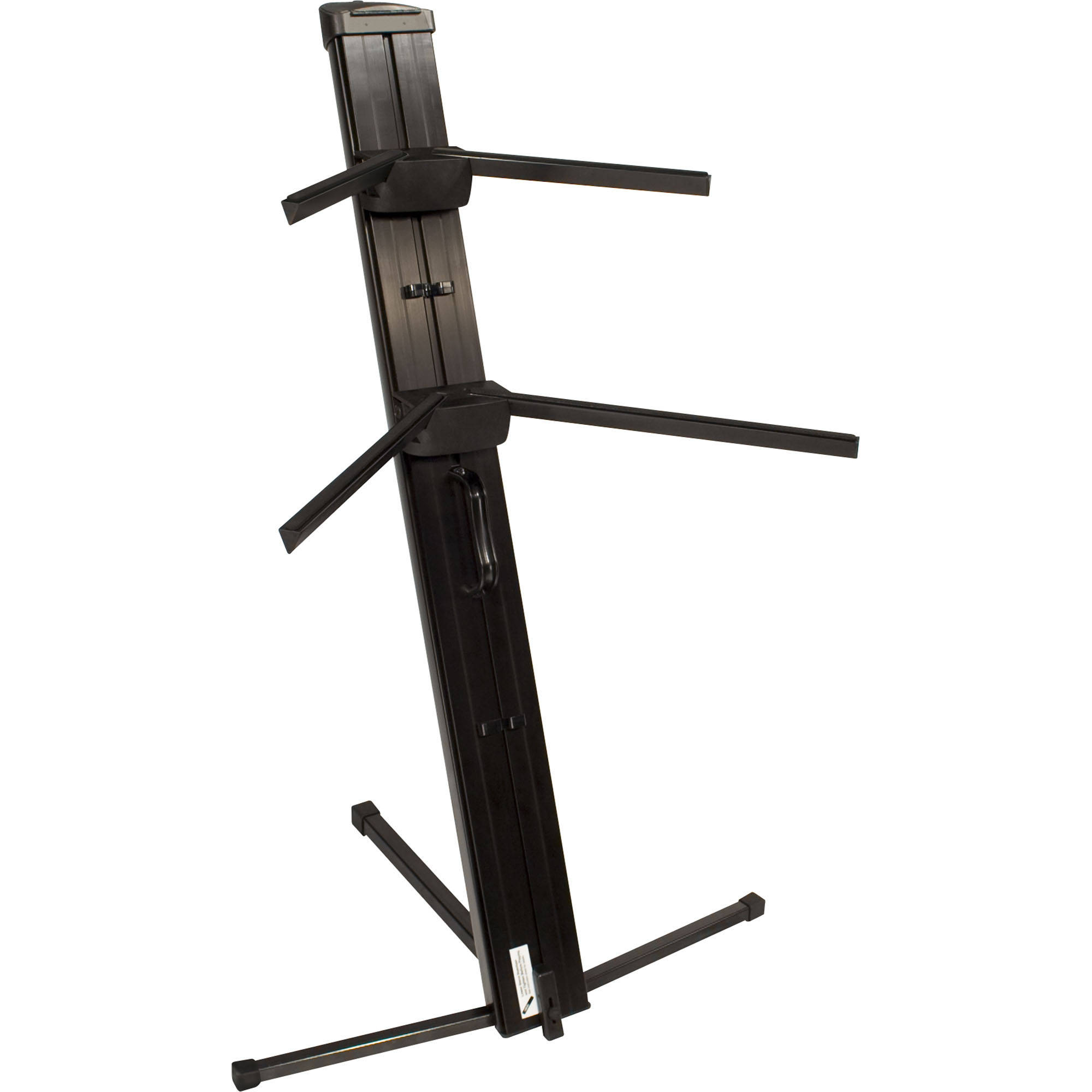 ultimate support double keyboard stand