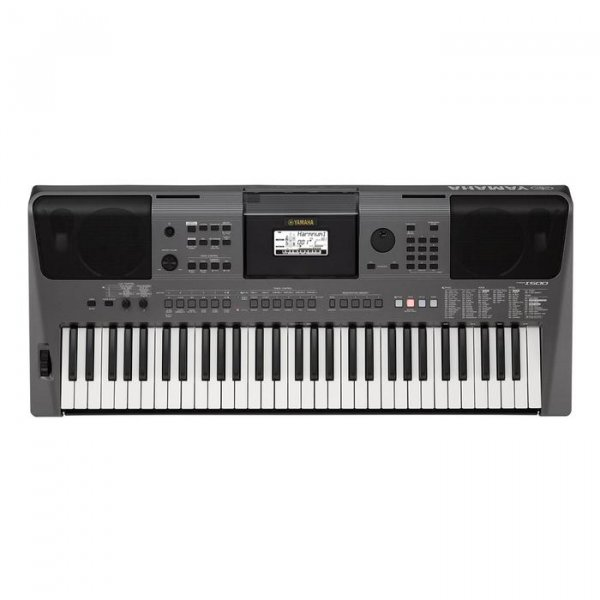 Yamaha PSR I500 61-Key Portable Keyboard - Black