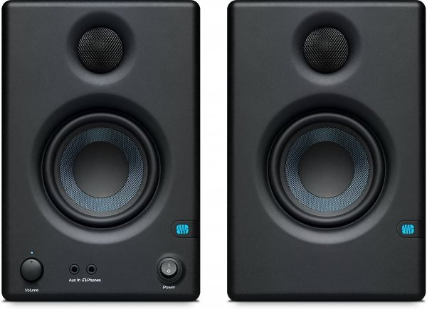 "PreSonus Eris E3.5 3.5"" Powered Studio Monitors - Pair"