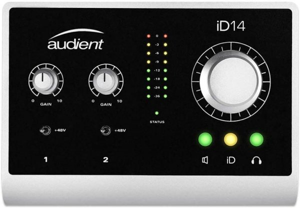 Audient iD14 USB Audio Interface