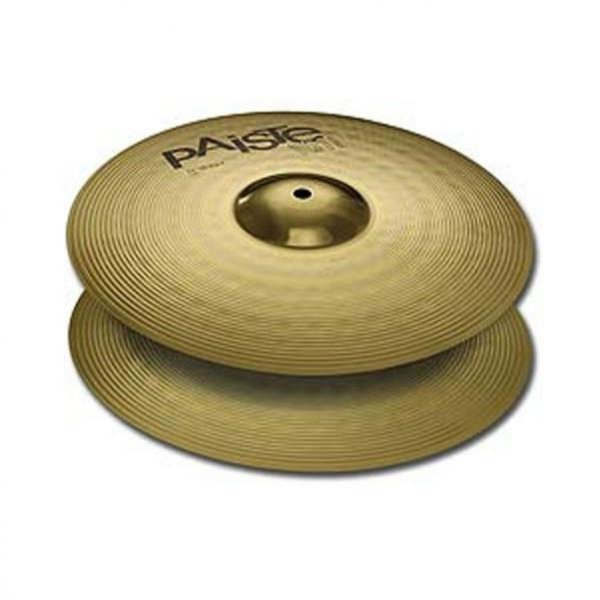 Paiste 101 Series 14″ Brass Hi-Hats