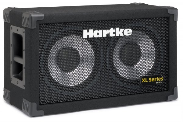Hartke HCX210 210 XL Bass Guitar Amplifier Cabinet