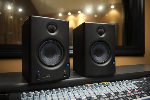"PreSonus Eris E4.5 4.5"" Powered Studio Monitors - Pair"
