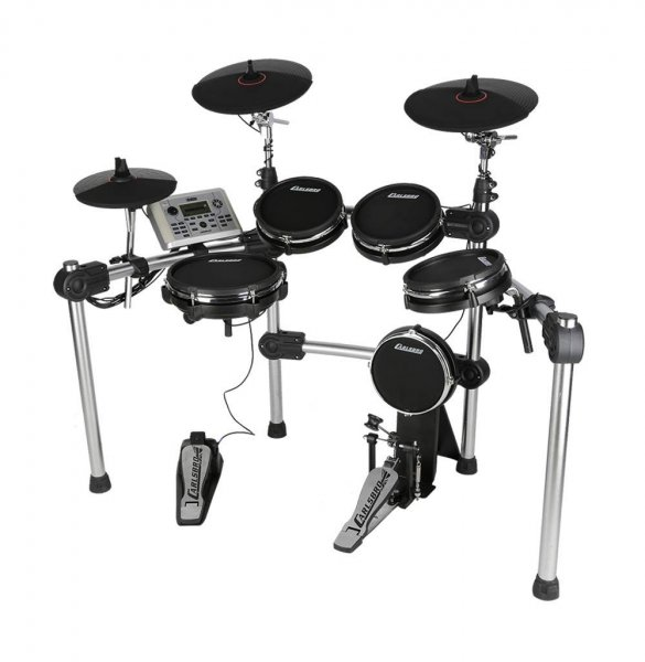 carsbro electronic drumkit with mesh heads
