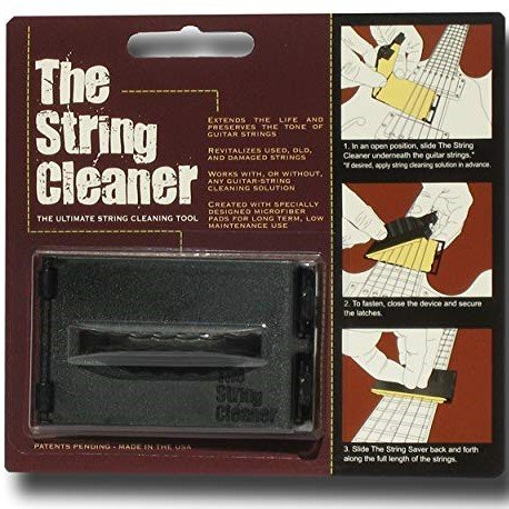 Tone Gear SC-G1 Guitar String Cleaner