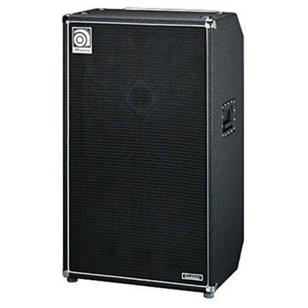 "Ampeg SVT-610HLF 6x10"" 600-Watt Bass Cabinet with Horn"