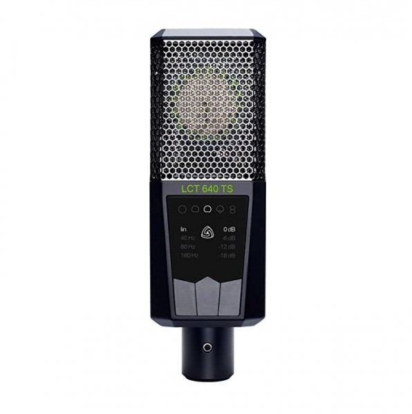 Lewitt LCT-640 TS Multi-Pattern Condenser Microphone