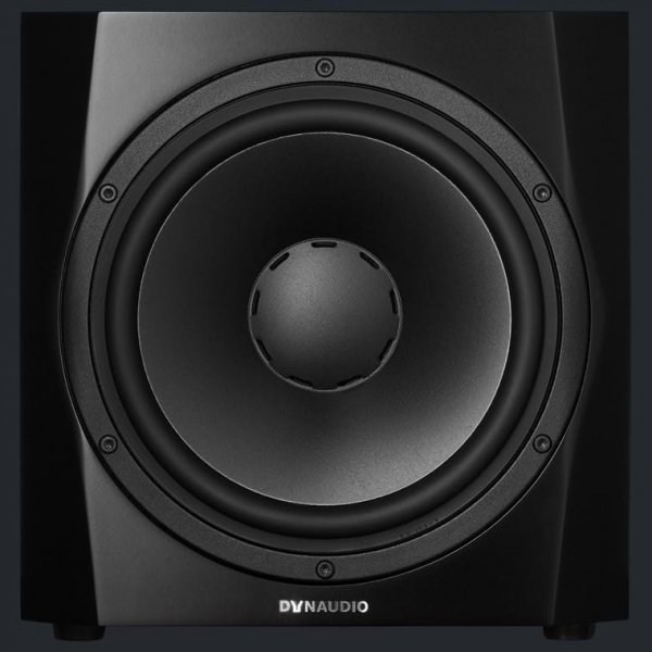 "Dynaudio Acoustics 9S True Bass 9.5"" Active Subwoofer (300W)"