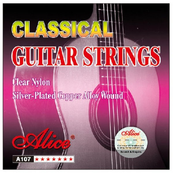 Alice Classical Guitar Strings A107N