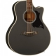 Kepma A1C Acoustic Guitar Matt Black