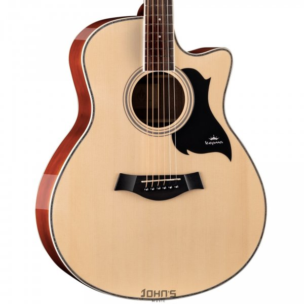 Kepma A1C Acoustic Guitar - Natural