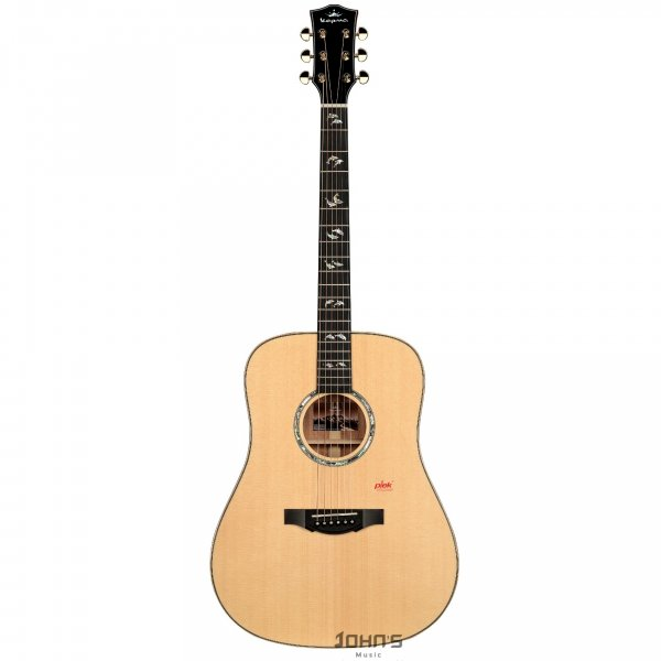 Kepma A1D Semi Acoustic Guitar
