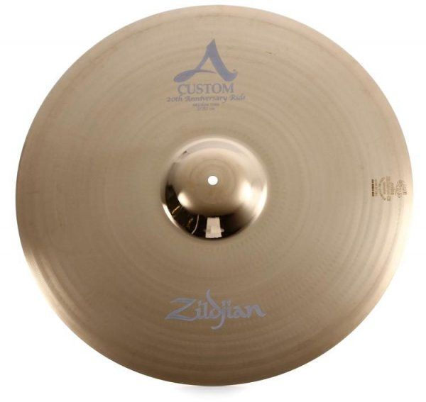 "Zildjian 21"" A Custom 20th Anniversary Ride Cymbal A20822"