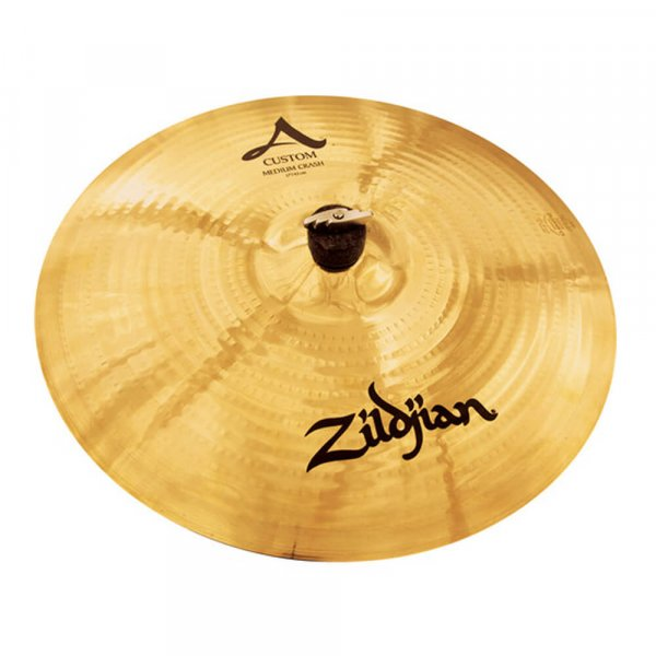 Zildjian 17 inch A Custom Medium Crash Cymbal A20827