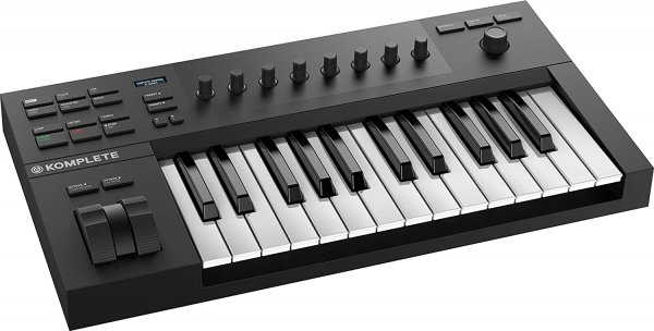 Native Instruments Komplete Kontrol A25 Smart Keyboard Controller