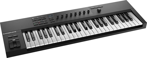 Native Instruments Komplete Kontrol A49 Smart Keyboard Controller