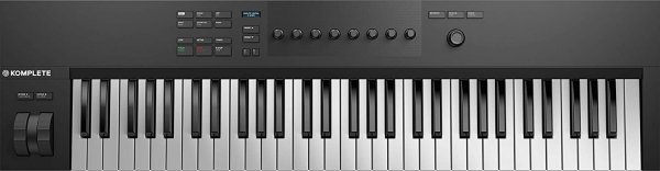 Native Instruments Komplete Kontrol A61 Smart Keyboard Controller