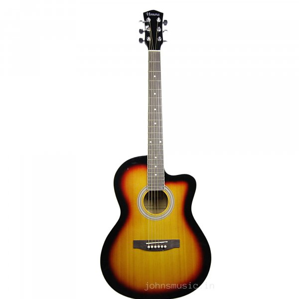 Buy Basic Acoustic Guitar from havana online in india