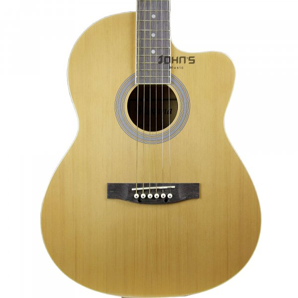 Havana AAG39 Acoustic Guitar with bag - Natural