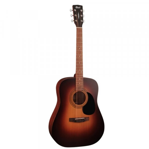 Cort AD810 Acoustic Guitar - Satin Sunburst