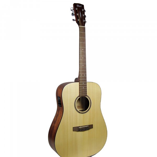 Cort AD850se Acoustic Guitar - Solid Top