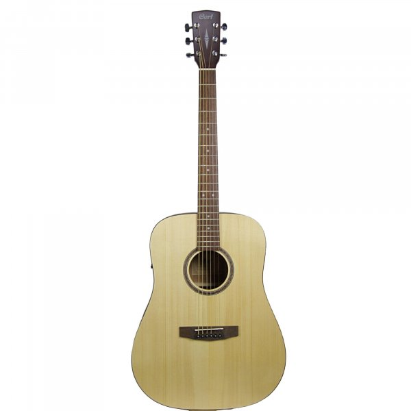 Cort ad850se semi acoustic guitar online in India