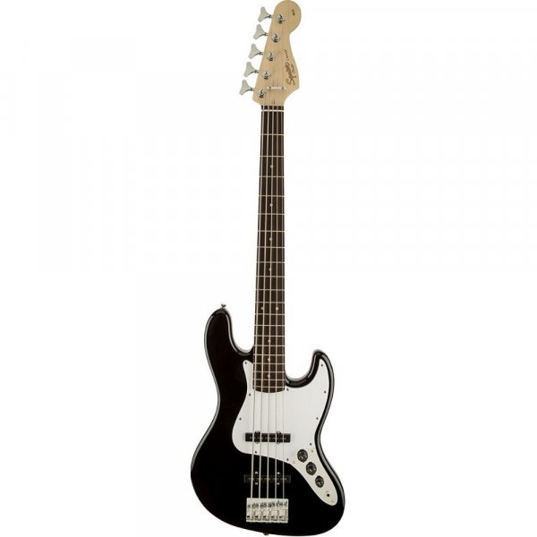 Fender Affinity Series Jazz Bass V (5 String)- Black