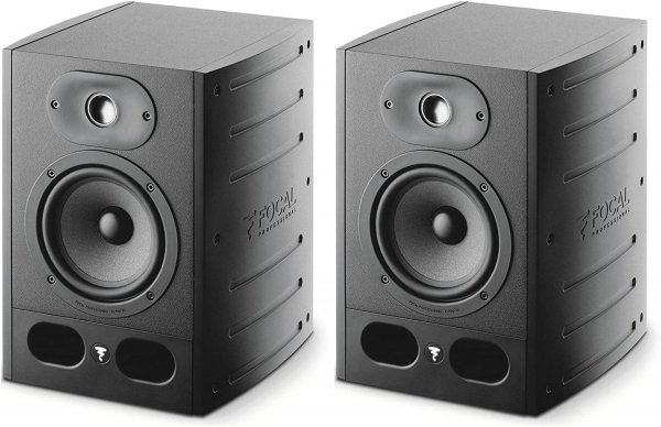 "Focal Alpha 50 5"" Powered Studio Monitor - Pair"