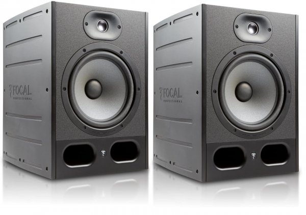 "Focal Alpha 80 8"" Powered Studio Monitor - Pair"