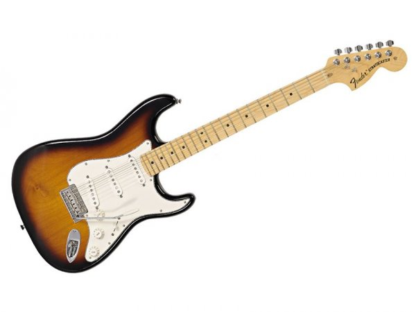 Fender American Special Stratocaster Maple Fretboard Electric Guitar