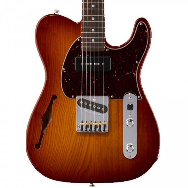 G&L ASAT Classic Bluesboy 90 Semi Hollow