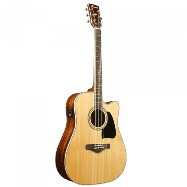 Buy Ibanez AW70CE Artwood Dreadnought online in INdia