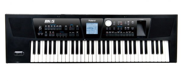 Roland BK5 Professional Backing Arranger Keyboard