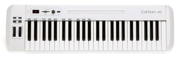 Samson Carbon 49 49-key Keyboard Controller