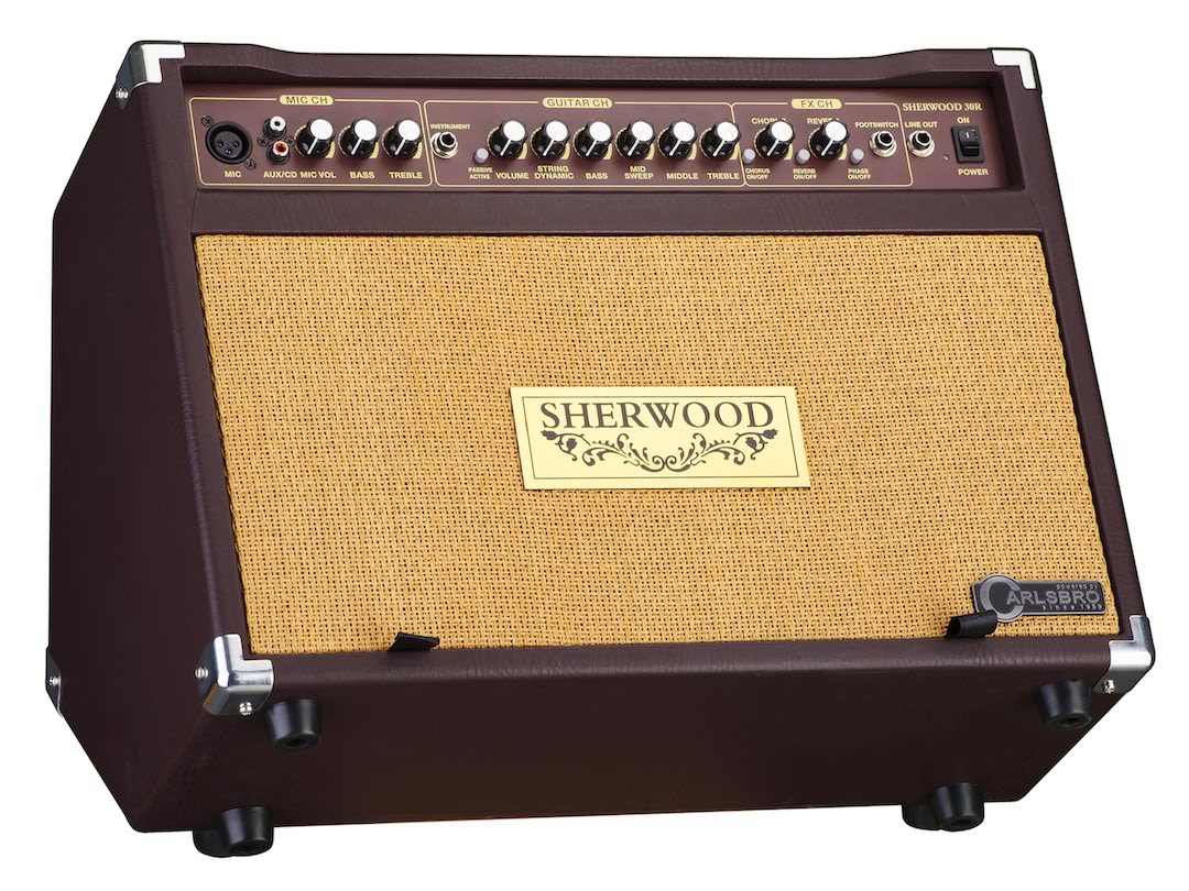 Buy Carlsbro Sherwood 30R Acoustic Guitar Amplifier online in India