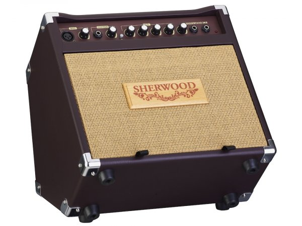 Carlsbro Sherwood 20R Acoustic Guitar Amplifier