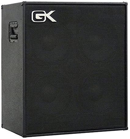 "Gallien-Krueger CX410-8 800-Watt 4x10"" 8ohm Bass Cabinet"