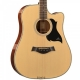 Kepma D1C Acoustic Guitar - Natural
