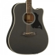 Kepma D1C Acoustic Guitar- Black Matt