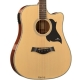 Kepma D1Ce Semi Acoustic Guitar - Natural