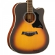 Kepma D1C Acoustic Guitar- Sunburst Matt