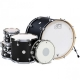 DW Design Series 5-piece Shell Pack - Black Satin