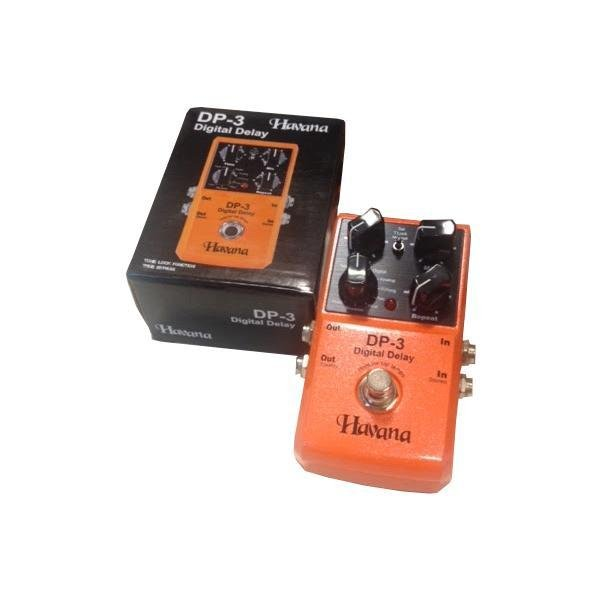 Havana DP-3 Delay Effect Pedal