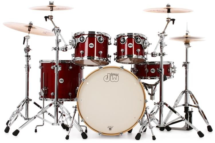 dw design series drums online in india