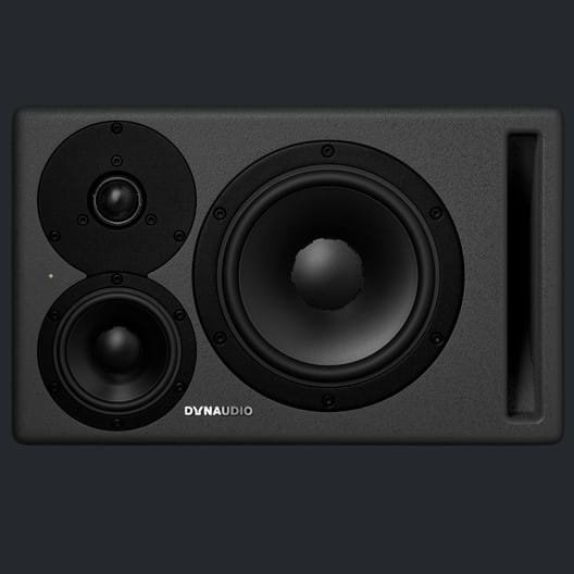 Dynaudio Acoustics Core 47 3-Way Midfield Speaker Monitor - Left