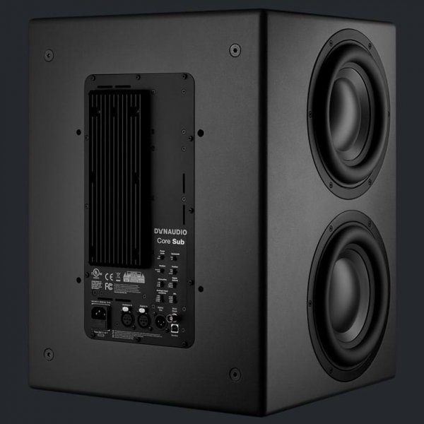 "Dynaudio Acoustics CORE Sub 9"" Subwoofer for CORE Monitoring System"