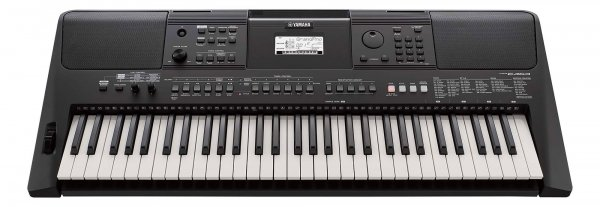 Yamaha E463 Electronic Keyboard