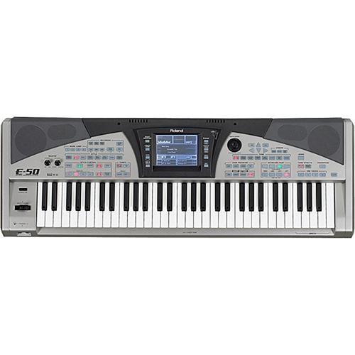 roland e50 electronic keyboard