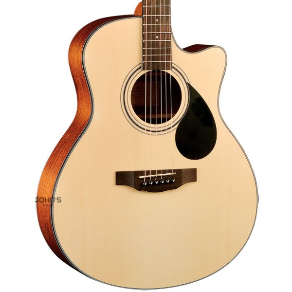 Kepma EAC Acoustic Guitar - Natural Satin
